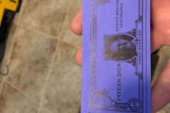 Funny Money (no dead presidents here)